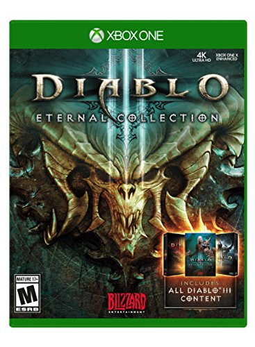 Diablo III Eternal Collection - Xbox One (Best Coop Games Xbox One)