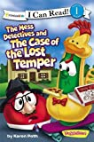 img - for The Mess Detectives and the Case of the Lost Temper (I Can Read! / Big Idea Books / VeggieTales) book / textbook / text book