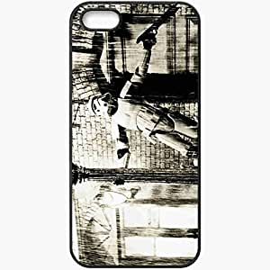 Personalized iPhone 5 5S Cell phone Case/Cover Skin 38418 Black by lolosakes