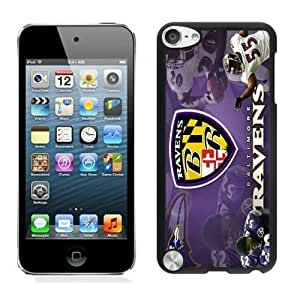 NFL&Baltimore Ravens ipod Touch 5 phone cases&Gift Holiday&Christmas Gifts PHNK625553