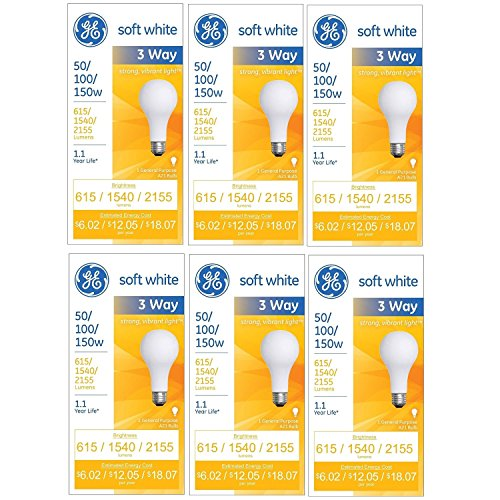 GE Lighting 150 Watt 2155 Lumen Medium