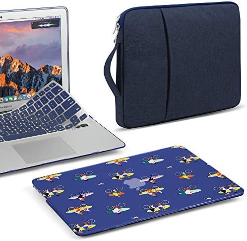 GMYLE MacBook 2010 2017 Keyboard Carrying