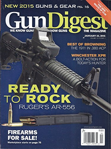 Gun Digest The Magazine (January 22, 2015 - Ruger