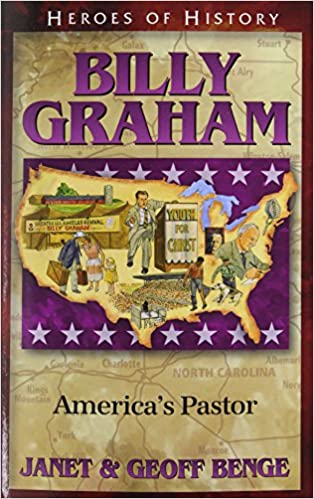 Téléchargements gratuits kindle books online Billy Graham: America's Pastor (Heroes of History) PDF ePub iBook