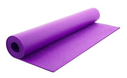 Amazon.com: Alfombrilla para yoga y pilates, ligera, para ...