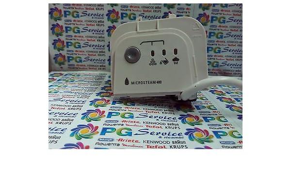 Rowenta tarjeta Hierro de planchar Micro Steam 400 Pro ...