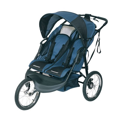 Amazon.com : Baby Trend Side By Side Jogger (Discontinued by ...