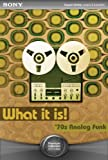 What It Is! '70s Analog Funk [Download]