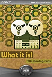 What It Is! \'70s Analog Funk [Download]