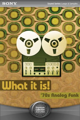 What It Is! '70s Analog Funk [Download] by Sony