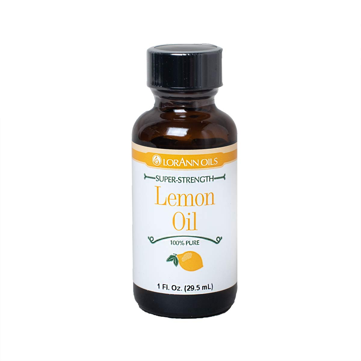 LorAnn Lemon Oil, Natural Flavor, 1 ounce