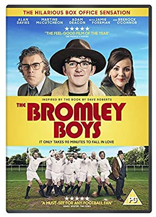 da280227f3dd The Bromley Boys  DVD   Amazon.co.uk  Alan Davies