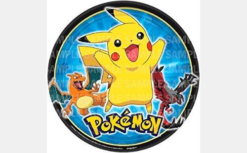 Pokemon Pikichu Edible Image Photo 8