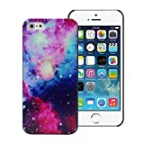Landfox Galaxy Space Universe Hard Back Case For iPhone 5 5G 5S