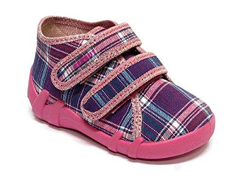 rn- lienzo zapatos niña # 12–variación Talla:UK 5 / EU 22