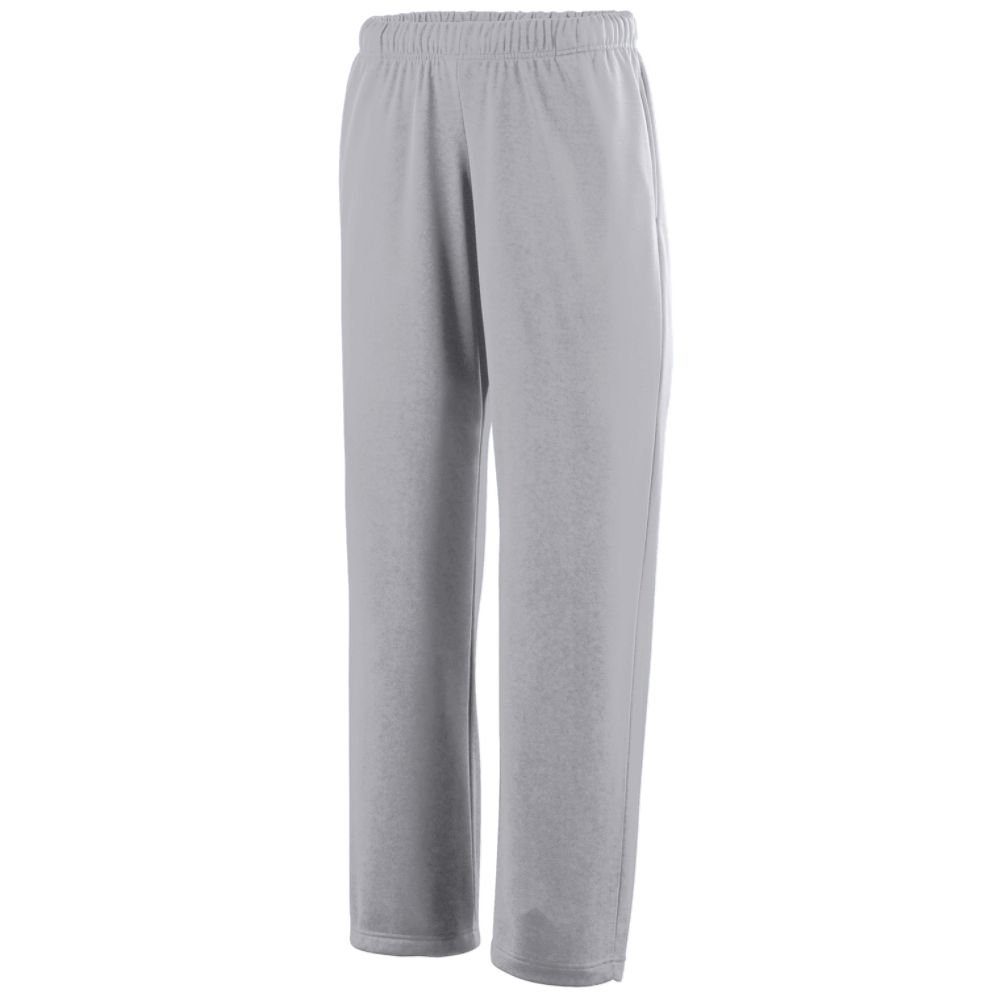 Augusta Sportswear Wicking Fleece Sweatpant M Athletic Grey by Augusta Sportswear