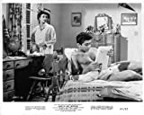 Paul Anka Shirtless Ruth Roman Orig 8x10 photo G7432