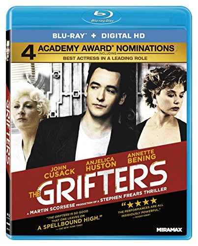 The Grifters [Blu-ray + Digital HD]