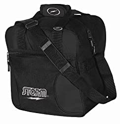 Storm Solo Bowling Bag (1-ball), Black