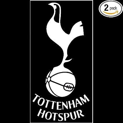 Amazon com: NBFU DECALS Premier League FC Tottenham Hotspur Logo