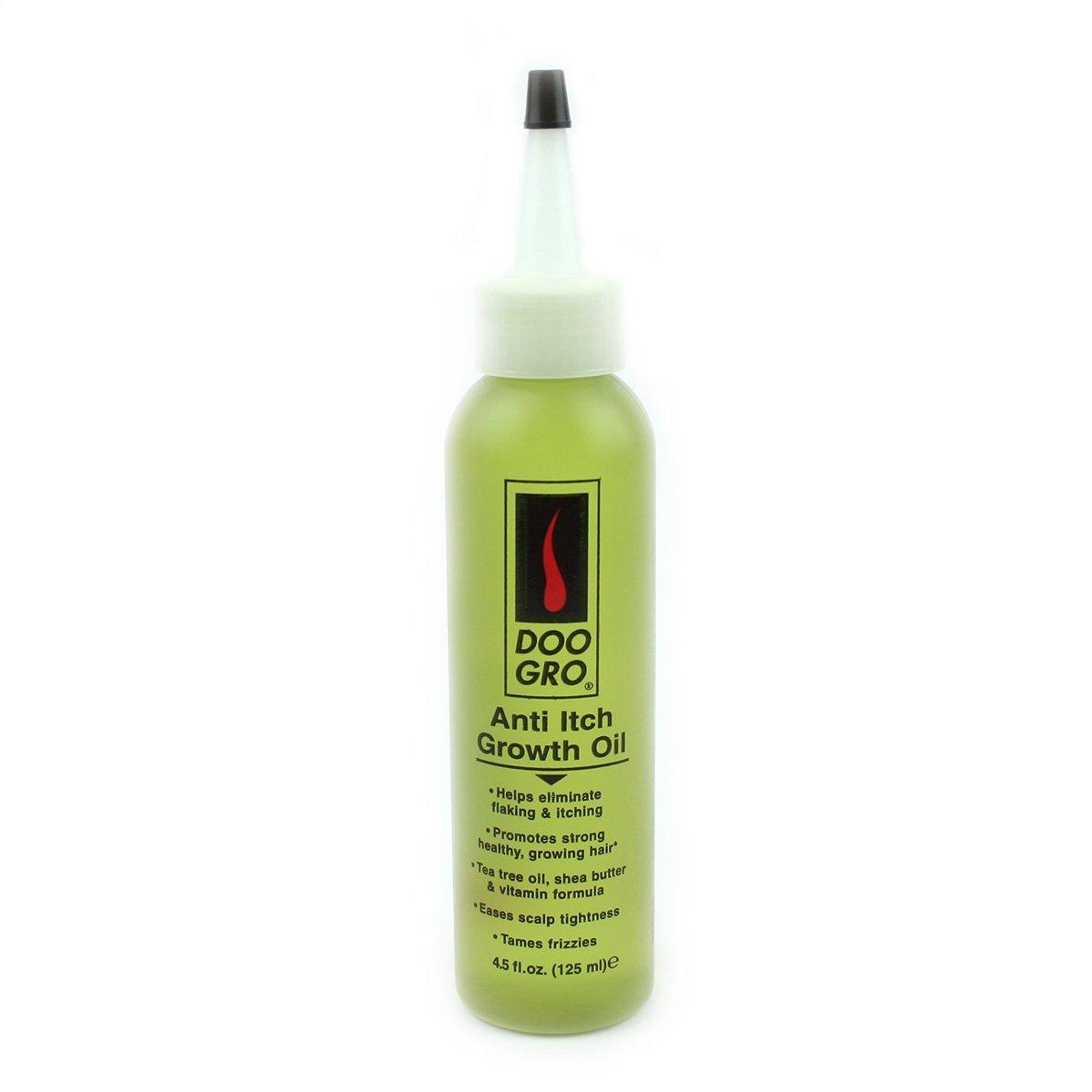 DOO GRO Anti-Itch Growth Oil, 4.5 oz