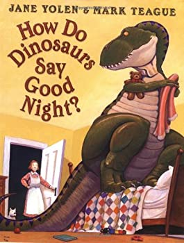 How Do Dinosaurs Say Good Night? 0590316818 Book Cover