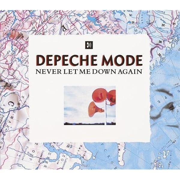 Depeche Mode Never Let Me Down Again Amazon Com Music