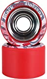 Skate Out Loud Backspin Deluxe Skate Wheels -Red