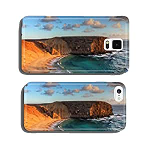 Papagayo Beach, Lanzarote, Canaries, Spain cell phone cover case iPhone5