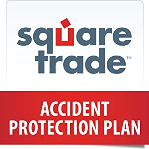 SquareTrade 2-Year MP3 Accident Protection Plan ($100-125)
