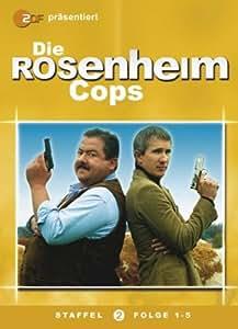 Rosenheim Cops-Staffel 1-5