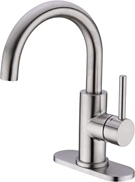 https www amazon com faucet stainless steel kitchen bathroom dp b075294kmd