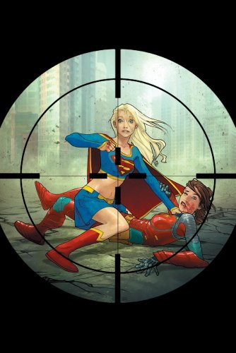 (Supergirl: Friends and Fugitives (A Superman Krypton Collection))