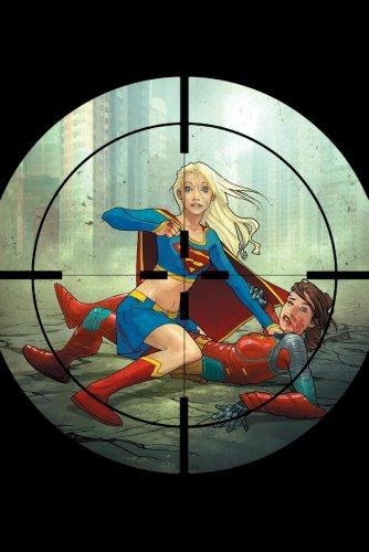 Supergirl: Friends and Fugitives (A Superman Krypton