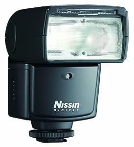 Nissin DI-466 Canon Compact TTL-flash GN 33, DI466_CANON (Compact TTL-flash GN 33 w/tiltable power-zoom reflector and built-in wideangle diffuser.)
