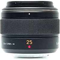 Panasonic H-X025 LEICA DG SUMMILUX 25mm/F1.4 ASPH. - International Version (No Warranty)