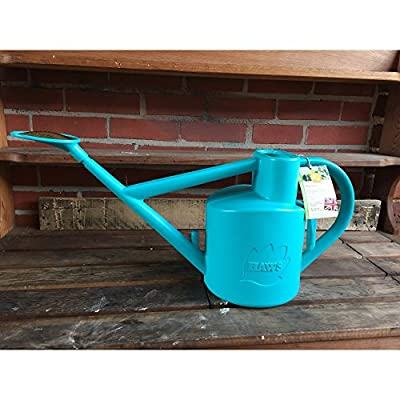Haws V118 Practican Plastic Watering Can, 1.6-Gallon/6-Liter