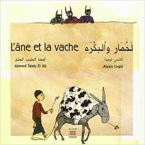 Livre gratuits L'âne et la vache : Edition bilingue français-arabe pdf