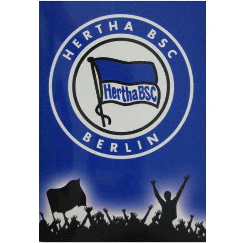 Hertha BSC Berlin Geschenkkarte Karte mit Sound