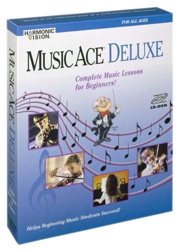 Music Ace Deluxe by Harmonic Vision
