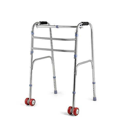 Bastón Andante Ayuda para Caminar de Acero Inoxidable para ...