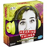 Hasbro Gaming Hearing Things Game Lip Reading Challenge Party Game