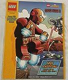 Lego Catalog Summer 2013 Iron Man 3