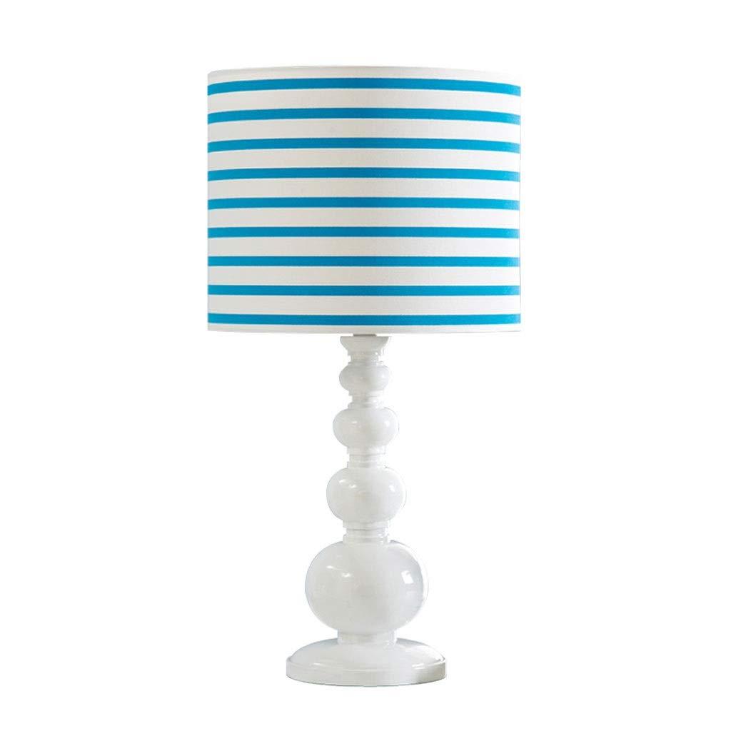 Bedroom Living Room Study Desktop Table Lamp Modern Minimalist Stripe Creative Home Decoration Lamps
