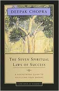deepak chopra seven spiritual laws of success pdf