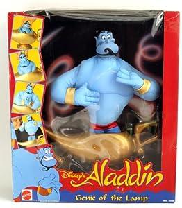 Amazon.com: Disney's Aladdin Genie of the Lamp Figure ...