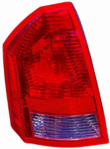 Depo 333-1938L-AS Chrysler 300/300C Driver Side Tail Lamp Lens and Housing (300c Lamps Tail)