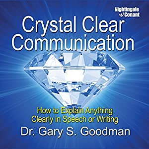 Crystal Clear Communication Hörbuch