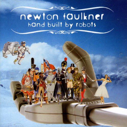 Image result for newton faulkner hand built by robots