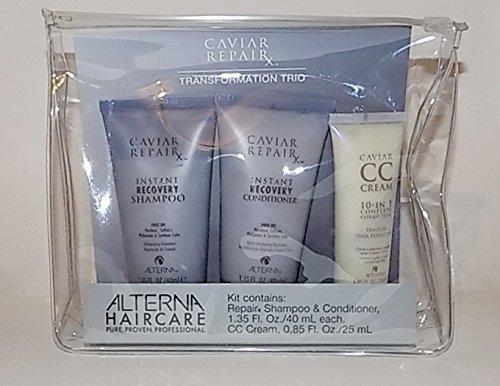 Alterna Haircare Caviar Repair RX Transformation Trio by Alterna Haircare